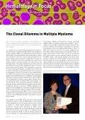 Newsletter May 2012 - European Hematology Association - Page 4