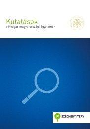 Facskó Ferenc (szerk.) (2012): Kutatások a Nyugat-magyarországi