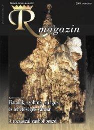 Megnyitás - Royal Magazin