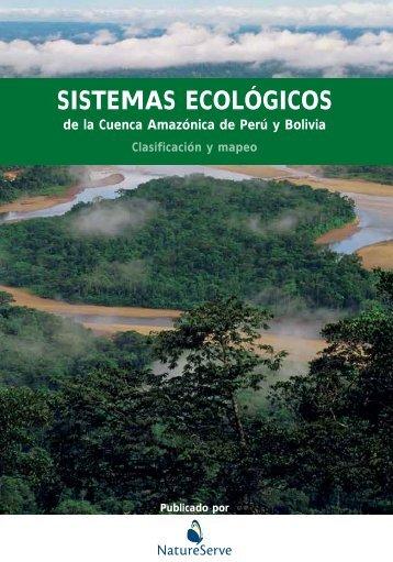 SISTEMAS ECOLÓGICOS - NatureServe
