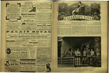 Vasárnapi Ujság - 44. évfolyam, 39. szám, 1897. szeptember 26. - EPA