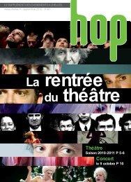Hop Septembre 2010 - Ville de Chelles