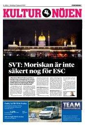 SDS-master 5.0.23 - Sydsvenskan