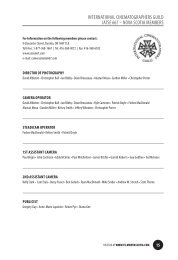 Personnel Listings - Film Nova Scotia