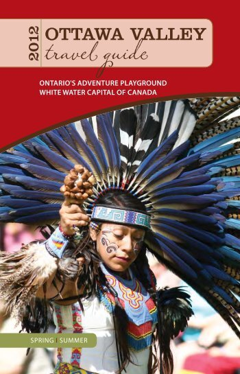 travel guide - Home | Ottawa Valley Tourist Association