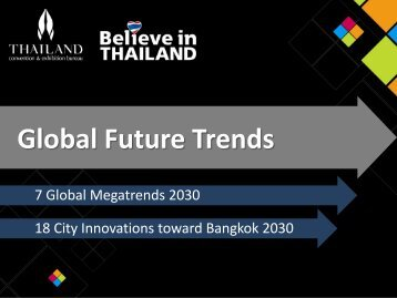 Global Future Trends - TCEB