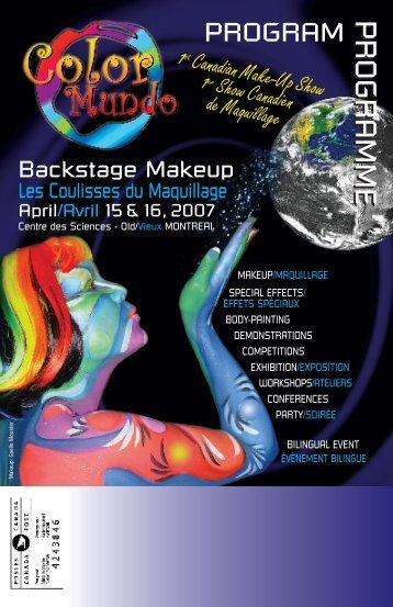 Show Canadien De Maquillage - Color Mundo