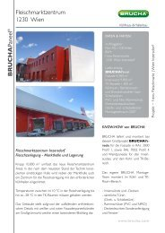BR UCHA Paneel Fleischmarktzentrum 1230 Wien