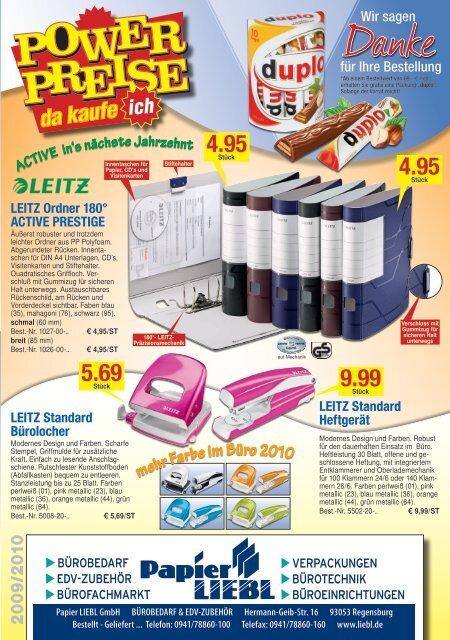 Inkjet Drucker Papier Liebl