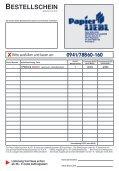 InkJet-Drucker - Papier LIEBL - Page 6