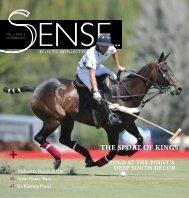 download issue - SENSE magazine - Home
