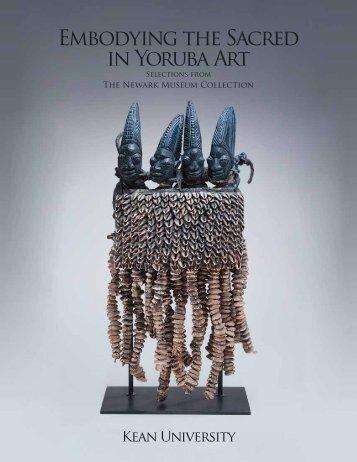 Embodying the Sacred in Yoruba Art - Kean University