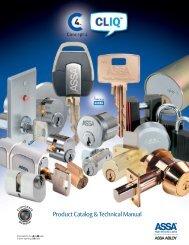 Download ASSA Product Catalog & Technical Manual