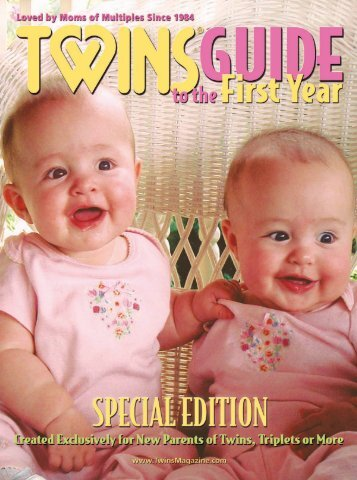 Founded In 1984 - TWINS Magazine