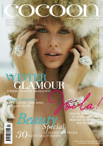 cocoon Magazin winter/spring 2012