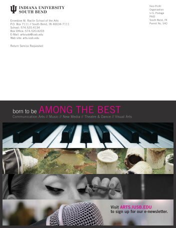 IUSB_Aspire-printed version.pdf - Indiana University South Bend