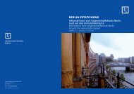 BERLIN ESTATE NEWS Informationen vom Liegenschaftsfonds ...