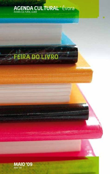 FEIRA DO LIVRO - Câmara Municipal de Évora