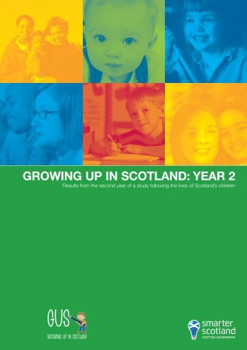 Growing Up in Scotland: Year 2 - Scottish Government