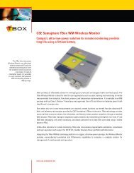 T-BOX MS-CPU32 processor module - Semaphore
