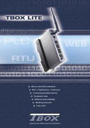 Advanced Telecontrol Solutions - Conlab