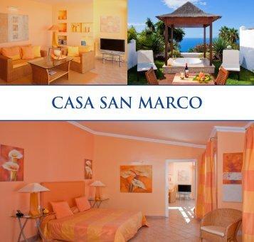 CASA SAN MARCO - Jardin de la Paz