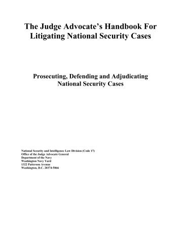 NatSec-Litigation-Handbook