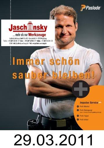 Mailing ISP_RZ - Jaschinsky Werkzeuge