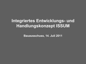 I. Integriertes Entwicklungs- und Handlungskonzept - Issum