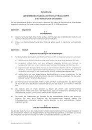 Weiterbildendes Studium zum HOSPITALITY MANAGER (FH)
