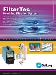 Dead-End Filtration System - IUL Instruments GmbH