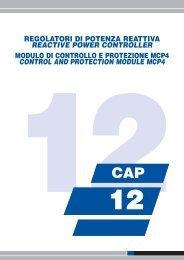 regolatori di potenza reattiva reactive power controller ... - IVD GmbH