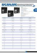 regolatori di potenza reattiva reactive power controller ... - IVD GmbH - Page 3