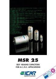 0/Imp. Cat. MSR 25 - IVD GmbH