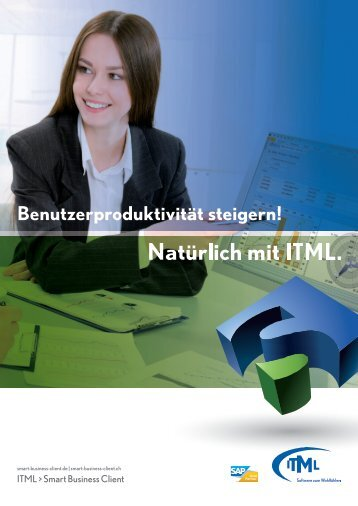 Benutzerproduktivität steigern! - ITML GmbH