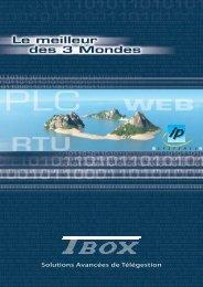 Solutions Avancées de Télégestion - IP Systèmes