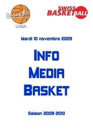 Mardi 10 novembre 2009 Saison 2009-2010 - 1-2-3-4-5-6