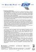 Verkaufsbedingungen - Einer Hat Profil - Page 5