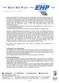 Verkaufsbedingungen - Einer Hat Profil - Page 6