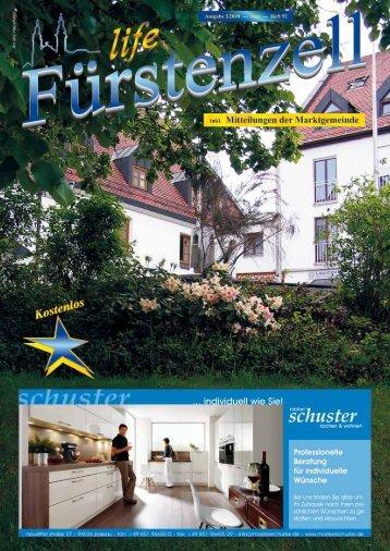 Fürstenzell life Juni 2010  - Fuerstenzell.de
