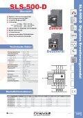 SLS-500 Erweiterungen - Hiquel - Seite 3