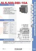 SLS-500 Erweiterungen - Hiquel - Seite 5