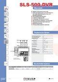 SLS-500 Erweiterungen - Hiquel - Seite 6