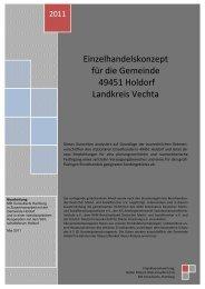MR Consultants Hamburg - Gemeinde Holdorf