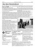 Amtsblatt der Gemeinde Inzigkofen Inhalt - Seite 5