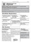 Amtsblatt der Gemeinde Inzigkofen Inhalt - Seite 6