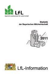 Gesamtbericht - Bayerische Landesanstalt für Landwirtschaft - Bayern