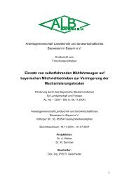 Endbericht Selbstfahrende Mähfahrzeuge - Bayerische ...