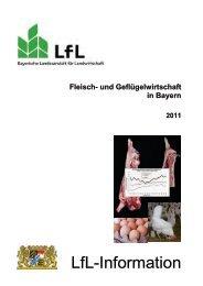 Fleisch- und Geflügelwirtschaft in Bayern - Bayerische ...