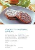 Das beste Rezept für natürliche Frische. Gefrier- und ... - Linde Gas - Seite 5